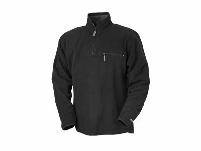 Blåckläder fleece pull-over